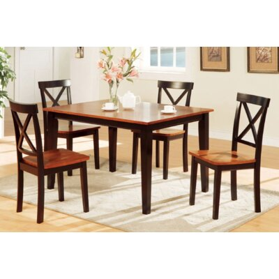 Lise 5 Piece Dining Set