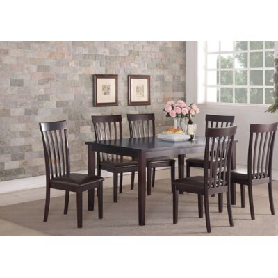 Oph�lie 7 Piece Dining Set