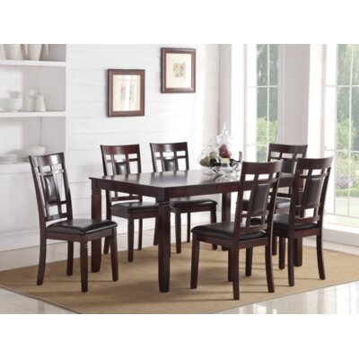 Anastagio 7 Piece Dining Set