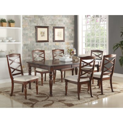 Inessa 7 Piece Dining Set