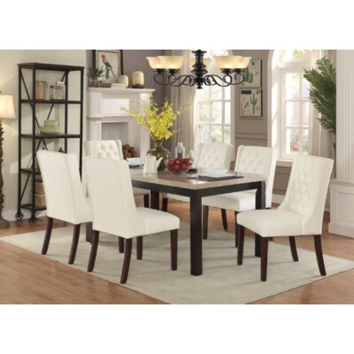 Kiril 7 Piece Dining Set