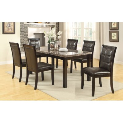 Harriette 7 Piece Dining Set