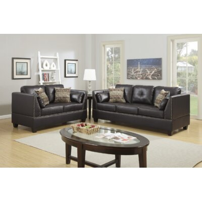 Donovan 2 Piece Living Room Set