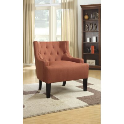 Suzie Club Chair Upholstery: Canyon