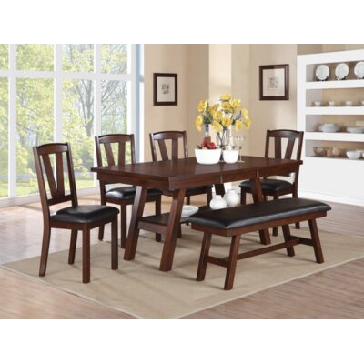 Jonanthan 6 Piece Dining Set
