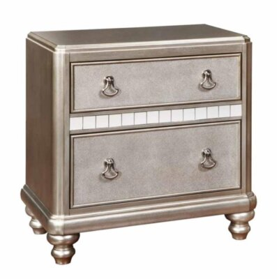 Marybella 2 Drawer Nightstand