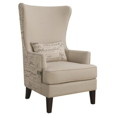 Philson Wingback Chair