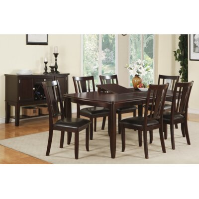 Walsh 8 Piece Extendable Dining Set