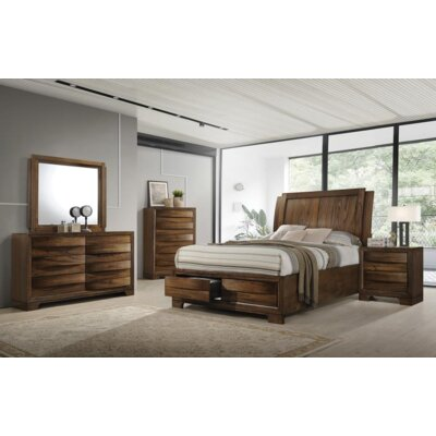 Camargo Platform Configurable Bedroom Set