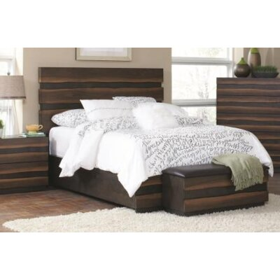 Cambria Platform Bed Size: King