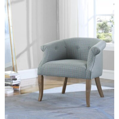 Dametta Barrel Chair