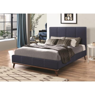 Faucette Upholstered Platform Bed Size: Twin