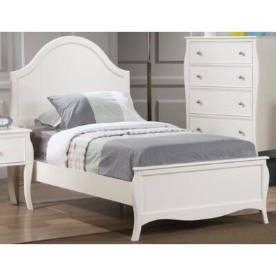 Courtdale Panel Bed Size: Full