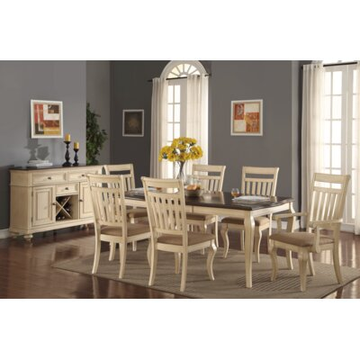 Pinnock 7 Piece Dining Set