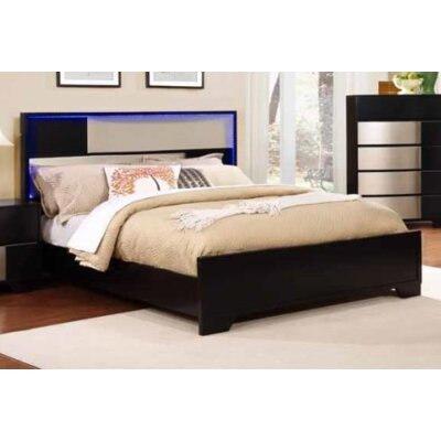 Woodyard Platform Bed Size: California King