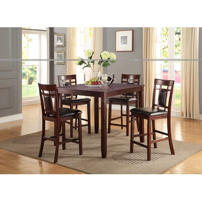 Festa 5 Piece Counter Height Dining Set