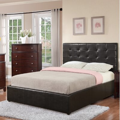 Yamada Storage Upholstered Platform Bed Size: Full