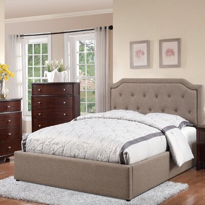 Hallock Storage Upholstered Platform Bed Size: Full
