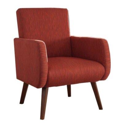 Weitzel Armchair Upholstery: Orange