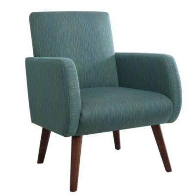 Weitzel Armchair Upholstery: Blue