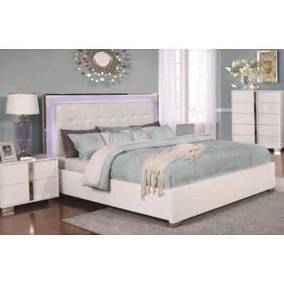 Crossett Platform Configurable Bedroom Set