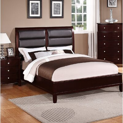 Terwilliger Upholstered Panel Bed Size: King