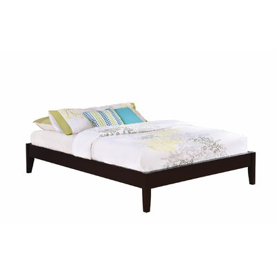 Mapes Universal Platform Bed Size: Queen