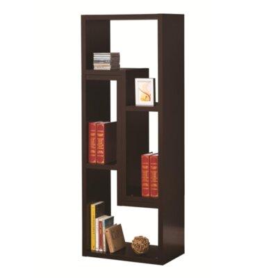 Hathcock Cube Unit Bookcase Color: Cappuccino EB667AA120BB4B8ABFCBAE3CF6CB4B38