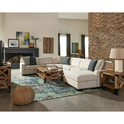 Mahurin 3 Piece Coffee Table Set