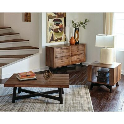 Chester 3 Piece Coffee Table Set