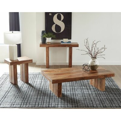 Hertz 3 Piece Coffee Table Set