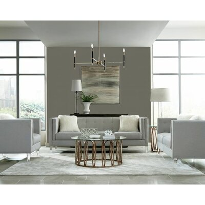 Huitt 3 Piece Living Room Set