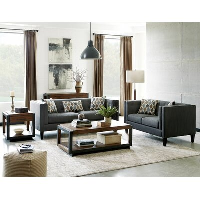 Geraci 3 Piece Living Room Set