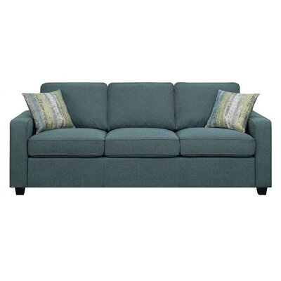 Chiesa Sofa Upholstery: Blue