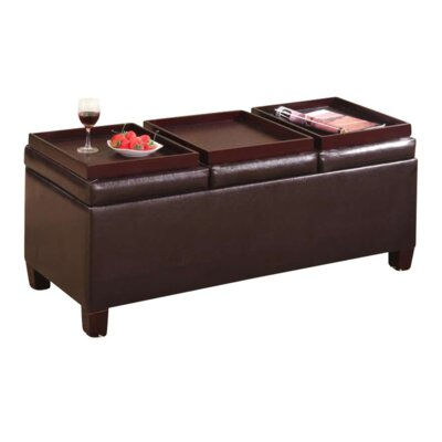 Canup Storage Ottoman