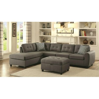 Swatzell 2 Piece Living Room Set