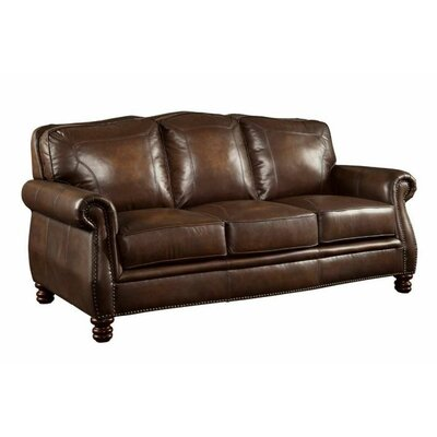 Drumaduan Leather Sofa