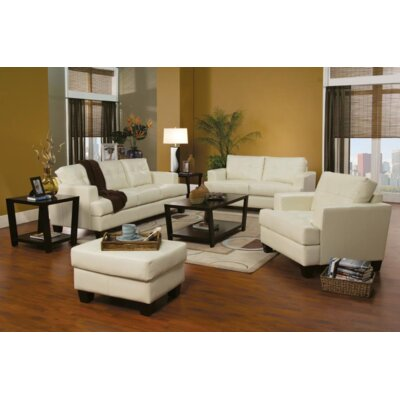 Kelch Loveseat Upholstery: Cream
