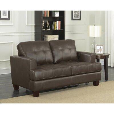 Kelch Sleeper Upholstery: Dark Brown