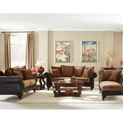Biggerstaff 3 Piece Living Room Set