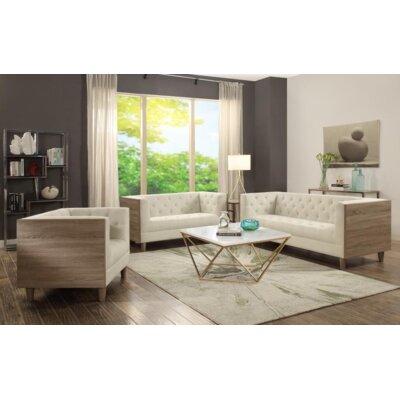 Gilley 3 Piece Living Room Set