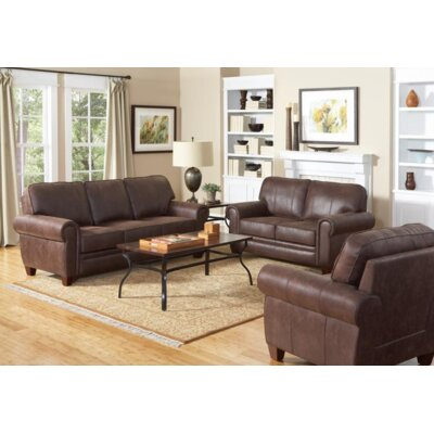 Krout 3 Piece Living Room Set