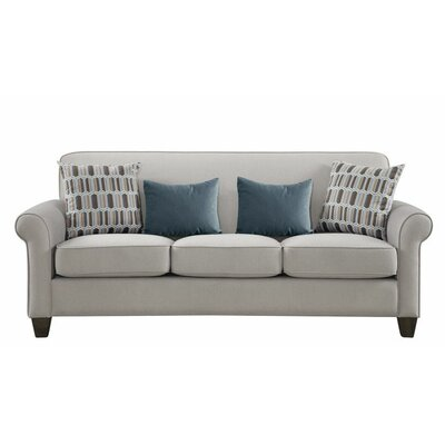 Heflin Sofa Color: Cement
