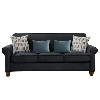 Heflin Sofa Color: Graphite