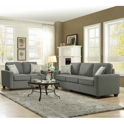 Moravian 2 Piece Living Room Set