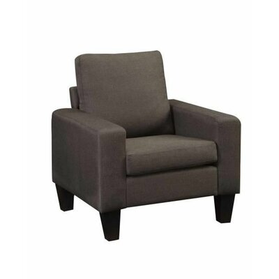 Creasey Armchair Upholstery: Gray