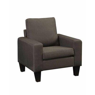 Creasey Armchair Upholstery: Gray