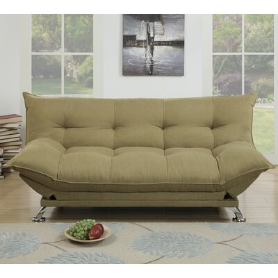 Toles Reclining Sleeper Upholstery : Willow