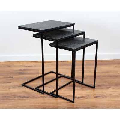 Sharen Slate 3 Piece Nesting Tables