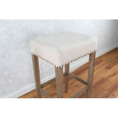 Avalon Fabric 30 Bar Stool